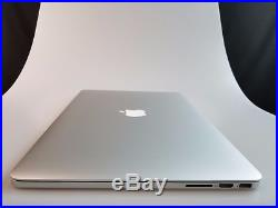 Macbook Pro Retina 15inch Mid 2015 2.5Ghz i7 16GB 512GB SSD