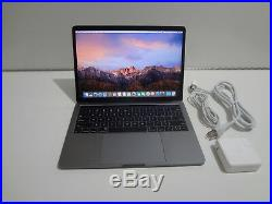 Macbook Pro Touchbar A1706 (13 Core i7 16GB 1TB 3.5GHz Mid 2017) with Applecare+
