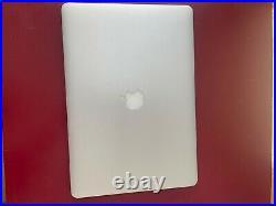 Macbook Pro retina 15-inch(mid 2015), 2.5ghz i7, 16gb memory, 500gb SSD
