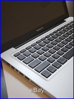 Macbook pro 13 mid 2012/16 GB RAM/ core i7 2.9/2 internal500GB SSD + 750 GB HDD
