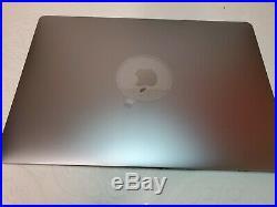 Macbook pro 15.4 space gray 2.6ghz / 32gb / radeon pro 560x / 1tb mid 2018 a1990