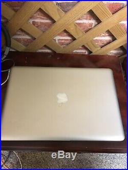 Macbook pro 15-inch mid 2010