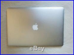 Macbook pro 15 inch mid-2015
