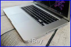 (Mid 2012) Apple MacBook Pro 15 2.6GHz i7 8GB RAM, 750GB, Mojave Laptop