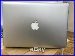 Mid-2012 MacBook Pro (13-inch Silver)