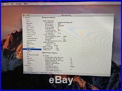Mid 2015 15 Apple MacBook Pro Retina 2.2 GHz Core I7 256 GB SSD 16gb RAM READ