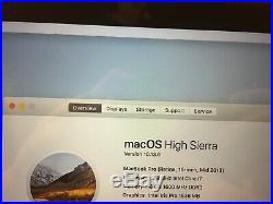 Mid 2015 15 Apple MacBook Pro Retina 2.8GHz i7/16GB/512GB MJLU2LL/A 2