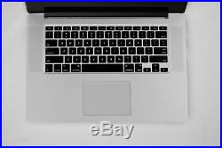 Mid 2015 15 MacBook Pro Retina 2.5GHz i7/16GB/512GB/DG Grade A/B MJLT2LL/A