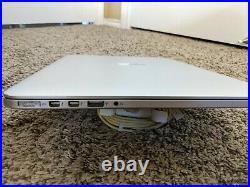 Mid 2015 15 MacBook Pro, i7, 16GB RAM, 500GB SSD, New Battery and SSD