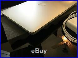 Mid 2015 MacBook Pro 15 Retina 11,4 Quad Core i7-2.8GHz, 16GB Ram, 512GB SSD