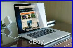 Mid-2015 Retina Apple MacBook Pro 154 i7 2.8GHz SSD