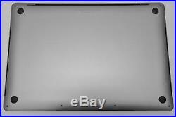 Mid 2017 15 MacBook Pro TouchBar 2.8GHz i7/16GB/2TB Flash/555/Space Gray