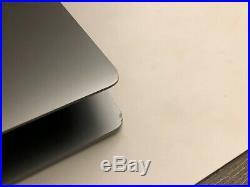 Mid 2017 Apple MacBook Pro 15 Touch Bar 2.8 i7 16GB RAM 512GB AppleCare 2021