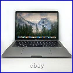 Mid-2017 Apple MacBook Pro A1708 13 inch 128GB 16GB Ram FLAWLESS Condition