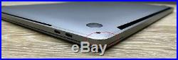 Mid 2017 Apple MacBook Pro Laptop 15 TouchBar I7 7820 2.9 GHz 16GB Ram 1TB