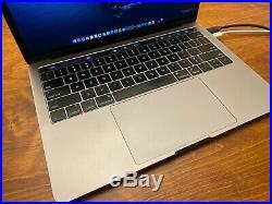 (Mid 2018) Apple MacBook Pro 13-inch 2.7 i7 16GB RAM 1TB SSD AppleCare+