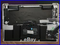 NEW MacBook Pro A1398 15 Mid 2015 Top Case Battery Keyboard Trackpad 661-02536