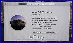 NICE 15 Mid 2015 Apple MacBook Pro 2.5GHz i7 16GB RAM 512GB SSD + WARRANTY