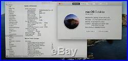 NICE 15 Mid 2015 Apple MacBook Pro Retina 2.8GHz i7 16GB RAM 512GB + WARRANTY