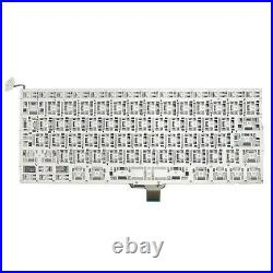 New Backlit Keyboard For Apple MacBook Pro A1278 13.3 2009 2010 2011 Mid-2012