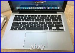 -PLEASE READApple MacBook Pro A1278 Mid 2012 13 Laptop 2.5GHz Intel Core i5 4GB