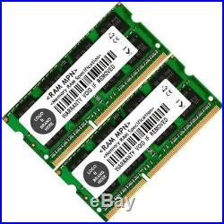 RAM MEMORY FOR APPLE MACBOOK PRO 13 Core i5 2.5GHZ A1278 MID 2012
