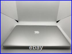 READ Apple MacBook Pro 15 Mid 2015 i7 2.5GHz 16GB RAM 500GB SSD DUAL GFX