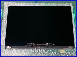 Replacement Macbook Pro 13-inch A1989 Retina Screen Assembly Mid 2018 Space Gray