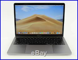 UPGRADED 13 Mid 2017 Apple MacBook Pro 2.3GHz i5 16GB RAM 256GB + WARRANTY