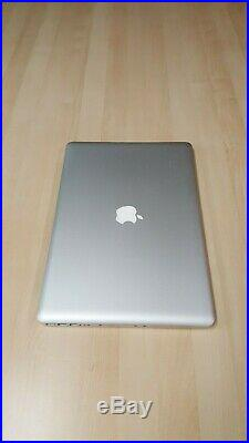 Used MacBook Pro Mid 2012, 15, i7, 16GB Ram, 750GB HD, Good condition
