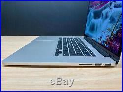 Very nice mid-2015 MacBook Pro Retina 15 A1398i7 2.2GHz 16GB 512GB